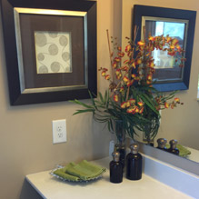 Bathroom Staging Design