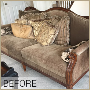 Home Staging Before Pic